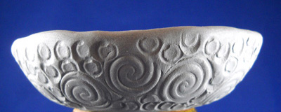 Combine TextureThings to create unique patterns on your pottery.